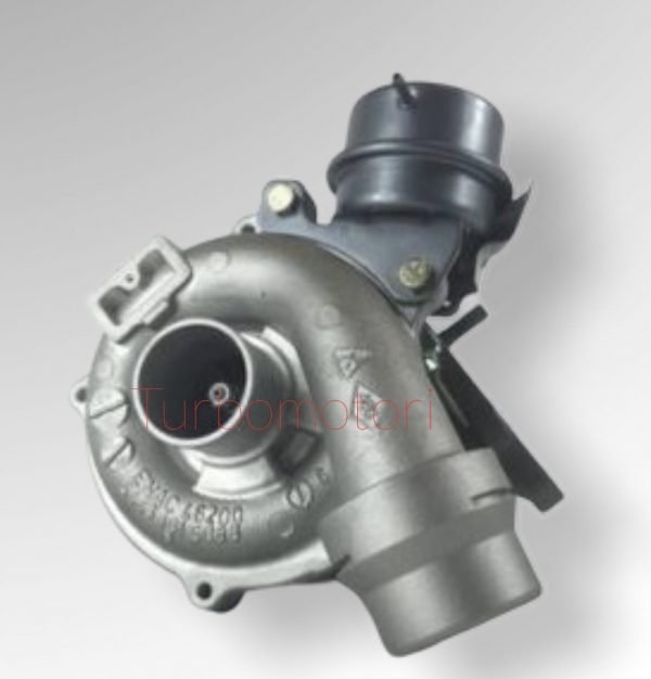 Turbocompressore Nissan Qashqai 2.0 dCi 774833-0001