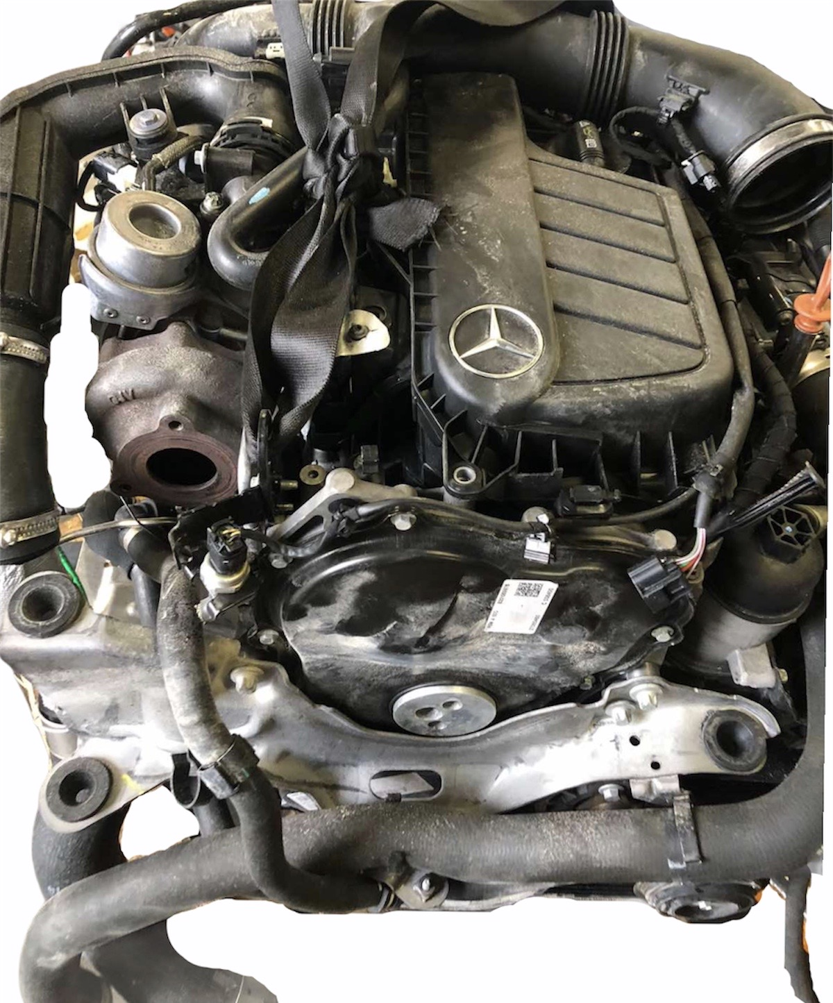 Motore Mercedes Classe C 200 1.6 d codice R9M