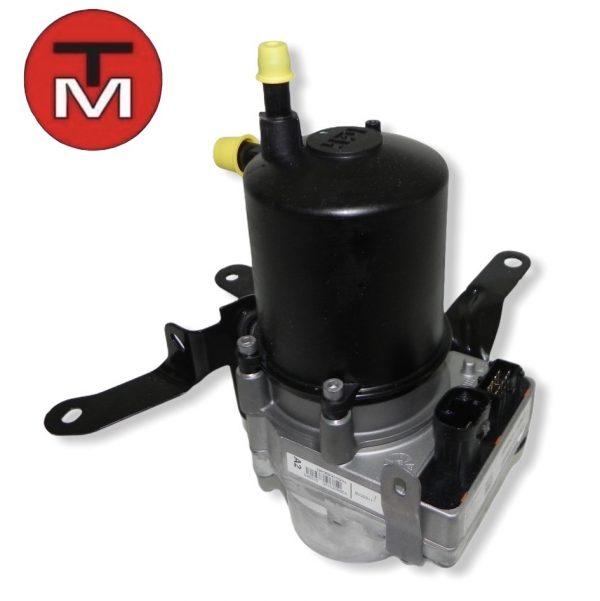 Pompe elettroniche servosterzo per auto e veicoli commerciali