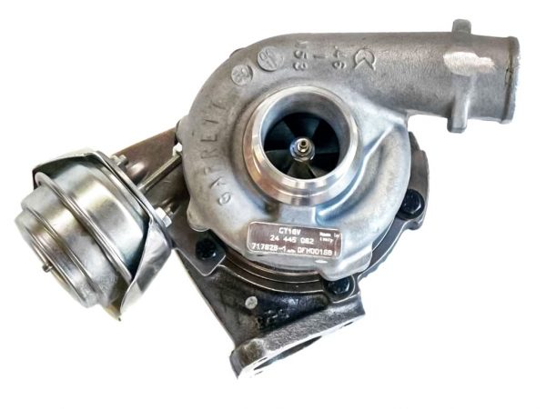 Turbo Opel 2.2 dti 705204-0001